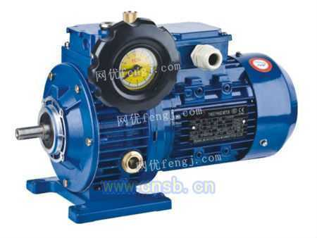 UDL002B3卧式无级调速电机