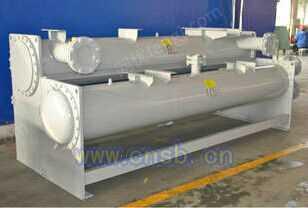 蒸發器與冷凝器安裝的位置