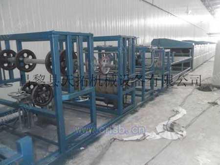 供應FRP異型板材生產線