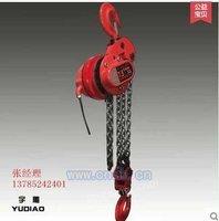 宇雕DHP环链电动葫芦好品质看得