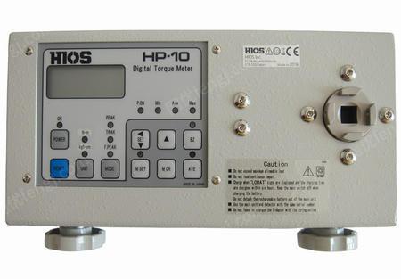 出售HIOS扭矩測量儀 螺絲刀扭力測試儀.HP系列