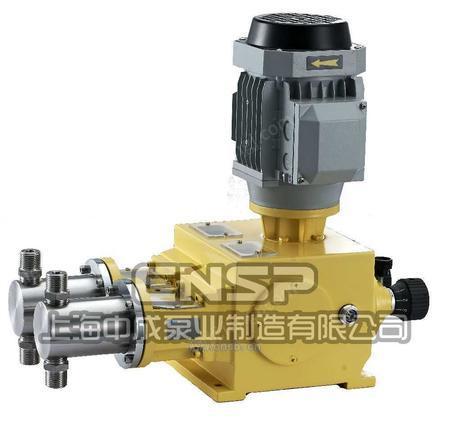 计量泵-柱塞式计量泵