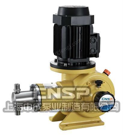 计量泵-柱塞计量泵