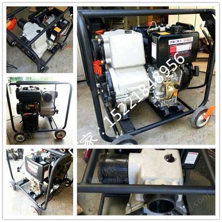 4寸柴油泥浆泵YT40CB出售