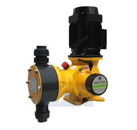 西安计量泵西安隔膜计量泵柱塞式计