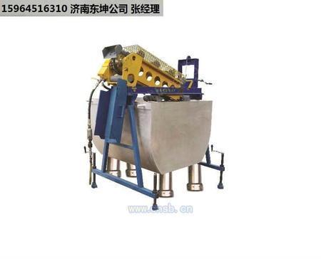 煤矿用气动链斗式上料机