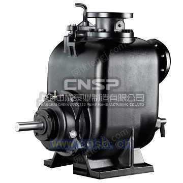 自吸排污泵-NZW型无堵塞自吸式排污泵