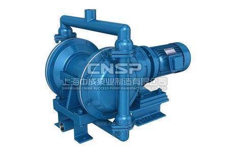 不锈钢隔膜泵-电动隔膜泵