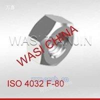 A4六角螺母ISO4032