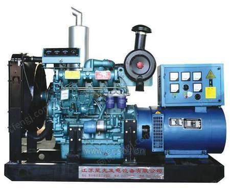 银川星光/燃气发电机组