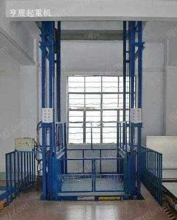 青岛液压升降货梯安装厂家