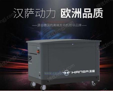 15KW多燃料小型汽油发电机