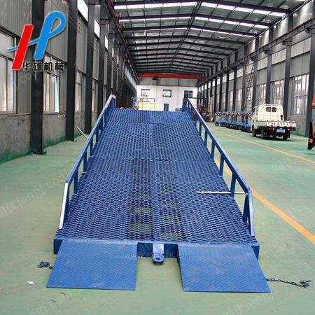 (HXDCQY6)移动式液压登车