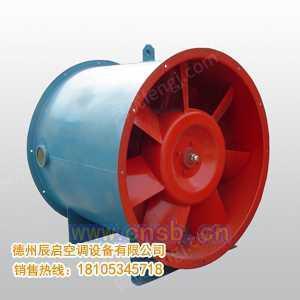 厂家供应HTF轴流式消防排烟风机