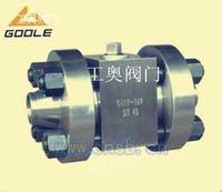 Q61H-320高温高压焊接球阀