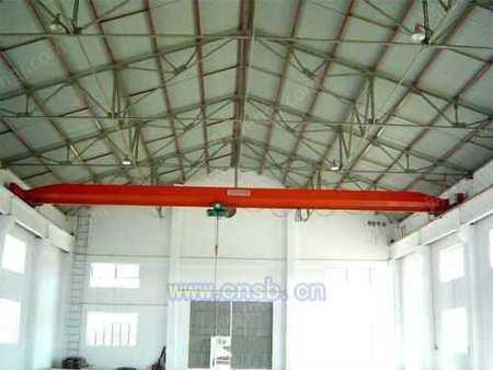 电动葫芦桥式起重机适用范围广