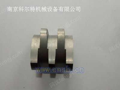 6542料双螺杆挤出机螺纹元件