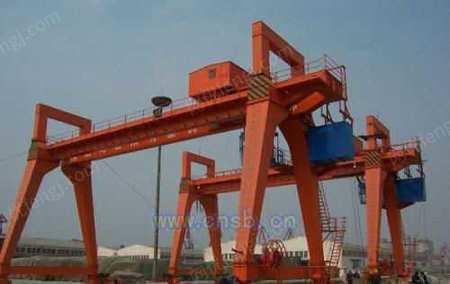 MH型电动葫芦门式起重机用途
