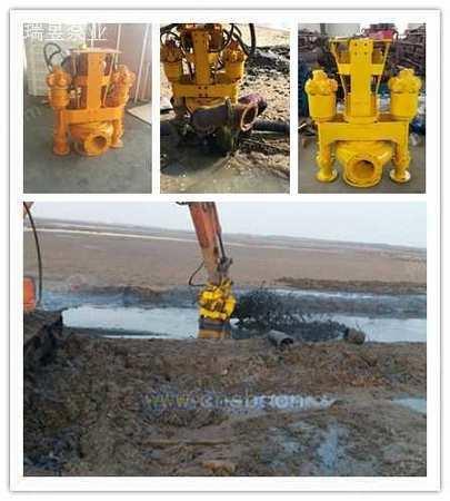 YZS挖机加装液压泥浆泵生产基地