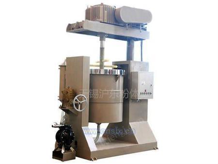 无锡沪东升级式搅拌球磨机