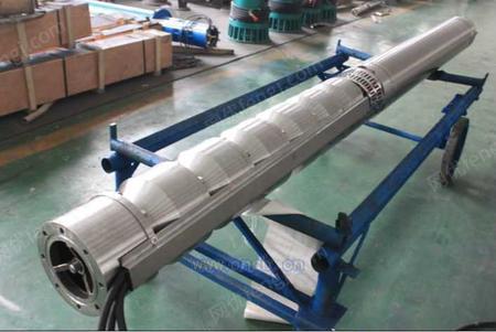 高压潜水电泵不锈钢材质潜海水泵