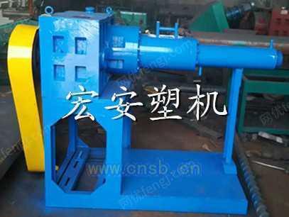 宏安橡塑机械提供好的硅胶挤出机-