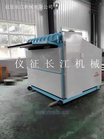 WF998型熔喷梳理气流成网机