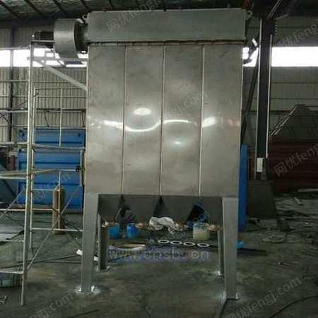 不銹鋼脈沖除塵器泊頭加工廠家