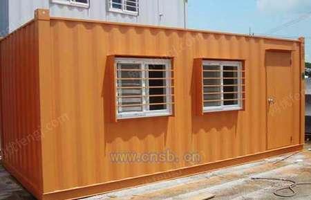 集装箱活动房专业厂家 供应集装箱