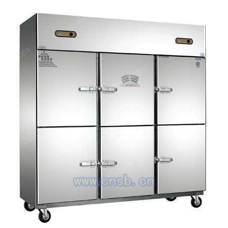厨房冷柜,不锈钢冷柜
