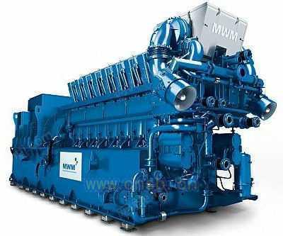 供应曼海姆燃气发电机组