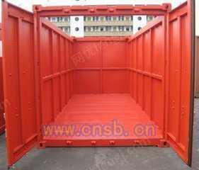 广州哪家生产的开顶集装箱可靠|开