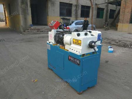 液压150型滚丝机加厚铸铁机身