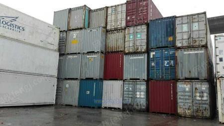 热卖集装箱,启众供应|集装箱货车