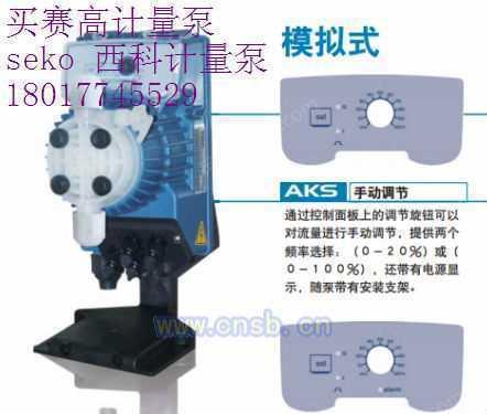 MS1C138A计量泵