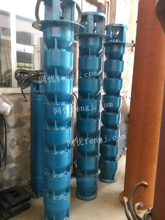 天津潜成泵业大流量深井潜水泵质量
