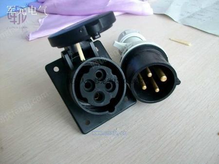 優質690V  500V插頭插座