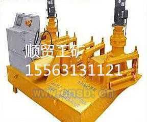 顺贸专业生产型工字钢冷弯机