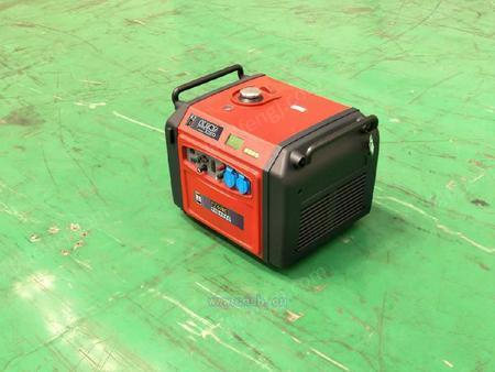 應急發電5kw數碼變頻發電機設備