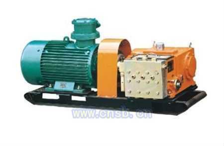 矿用BRW80/20乳化液泵
