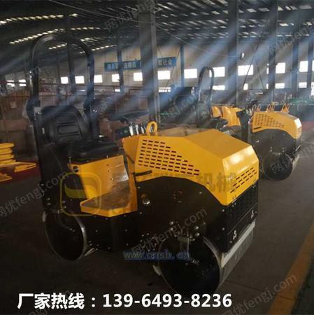 2吨1.5吨压路机双驱双震