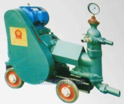 单缸活塞式灰浆泵