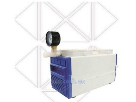 实验室立式无油防腐隔膜真空泵
