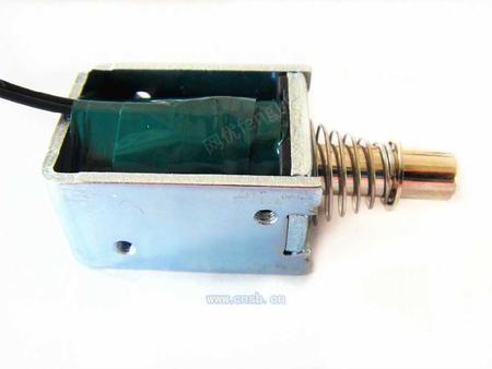 分选机键盘测试机框架电磁铁