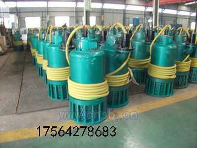 矿用隔爆型电动潜水泵