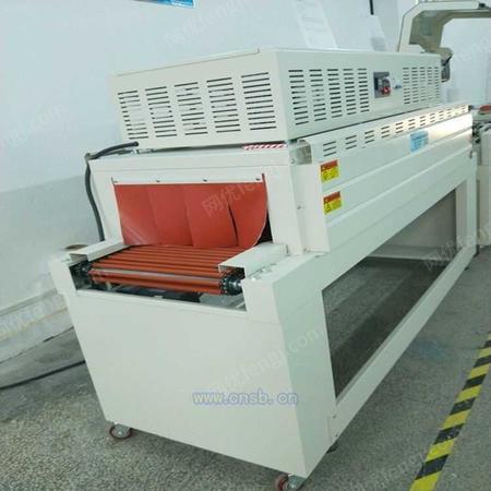 万创4522N自动薄膜热收缩机