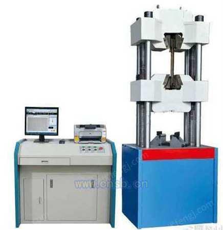 60吨螺栓抗拉强度力学性能检测试