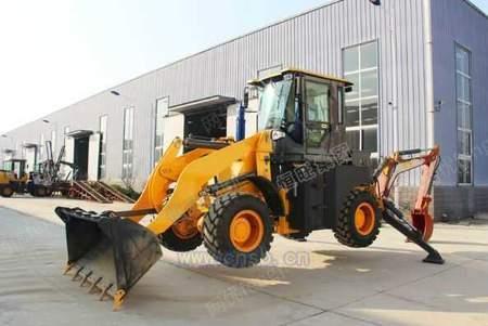 中小型两头忙优质厂家 挖掘机装载
