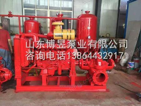 出售XBC5.0/80柴油機消防泵組