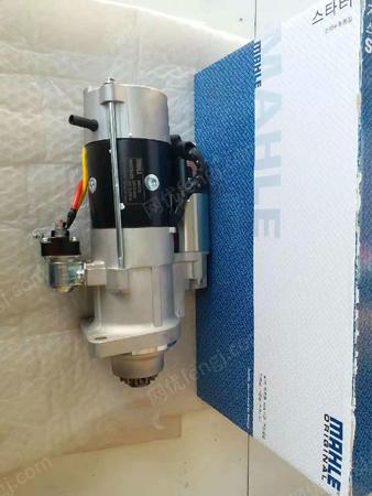出售M009T61479沃爾沃D9起動機